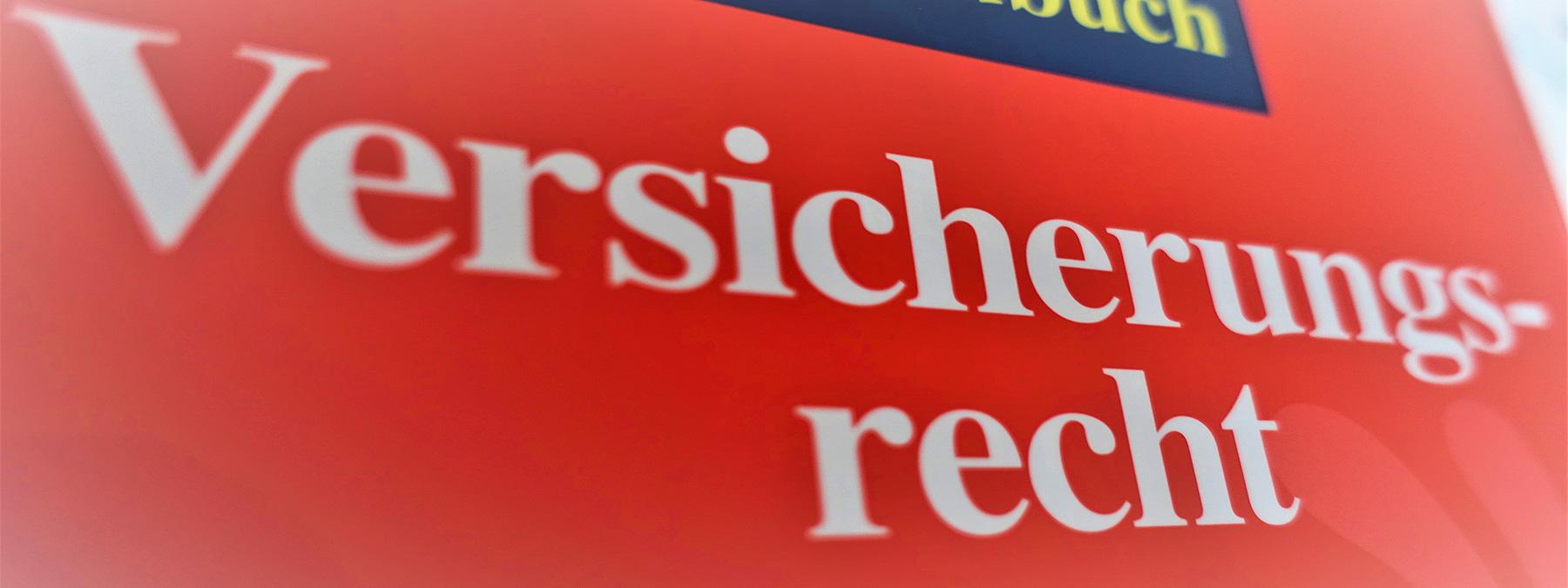 Anwalt Anwältin Potsdam Anwaltskanzlei Versicherung Unfallversicherung Haftplicht